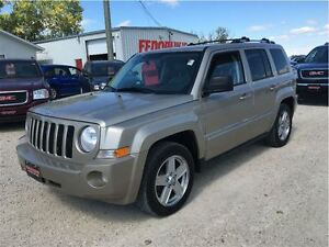 2010 Jeep Patriot 4WD Limited ***2 Year Warranty Available