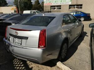 2012 Cadillac CTS AWD | NO ACCIDENTS | LEATHER Kitchener / Waterloo Kitchener Area image 4