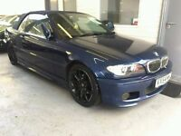 Bmw 318 CI Convertible Genuine M sport Excellent Car Lowered Facelift