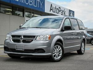 2016 Dodge Caravan SXT | REAR TV | BACKUP CAM