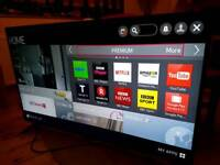 Almost new smart tv