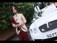 Sherwani/Jodh Puri (English Jacket Style)