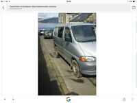 Wanted scrap Toyota hiace