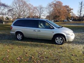 Chrysler Grand Voyager Stow and Go