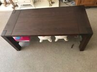 Free m & s solid table