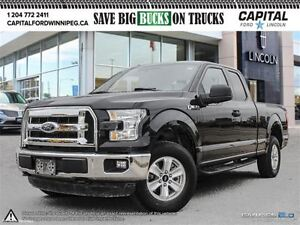2015 Ford F-150 SuperCab *BEST DEAL IN MB*