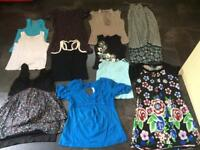 x11 Bundle of Ladies Clothes Size 10-12 - £18