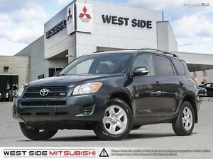 2011 Toyota RAV4 Base–Accident Free–4WD–CD/AUX–3.5L V6–