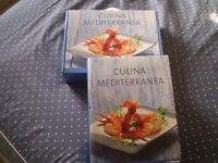 Mediterranean cuisine cook book
