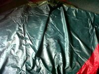 4SALE,1MEDIUM SIZE,UNUSED,SHELTER FISHING TENT,GD CONDITION,NO TEARS,JUST CREASED,ONLY £10