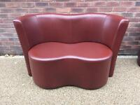 Commercial Barrel Sofa - coffee shop office bar restaurant takeaway