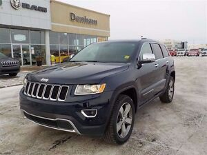 2016 Jeep Grand Cherokee Jeep Grand Cherokee Limited