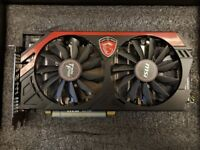 MSI AMD Radeon R9 280X GAMING 3G Graphics Card (OC Edition)