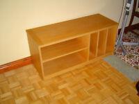 TV Stand/Storage Unit, excellent condition