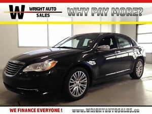 2014 Chrysler 200 LIMITED| LEATHER| NAVIGATION| SUNROOF| 53,814K
