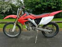 Honda crf 250 x 2004 model Read Advert