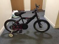 Kids bike cycle 16 inch with stabiliser London