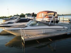 2009 bayliner plaisance,17.5 pi