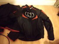 Oxford Melbourne motorbike jacket