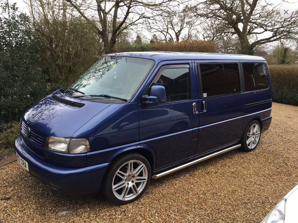 Rare Vw T4 1998 Caravelle Vr6 2 8 Superb Un Molested