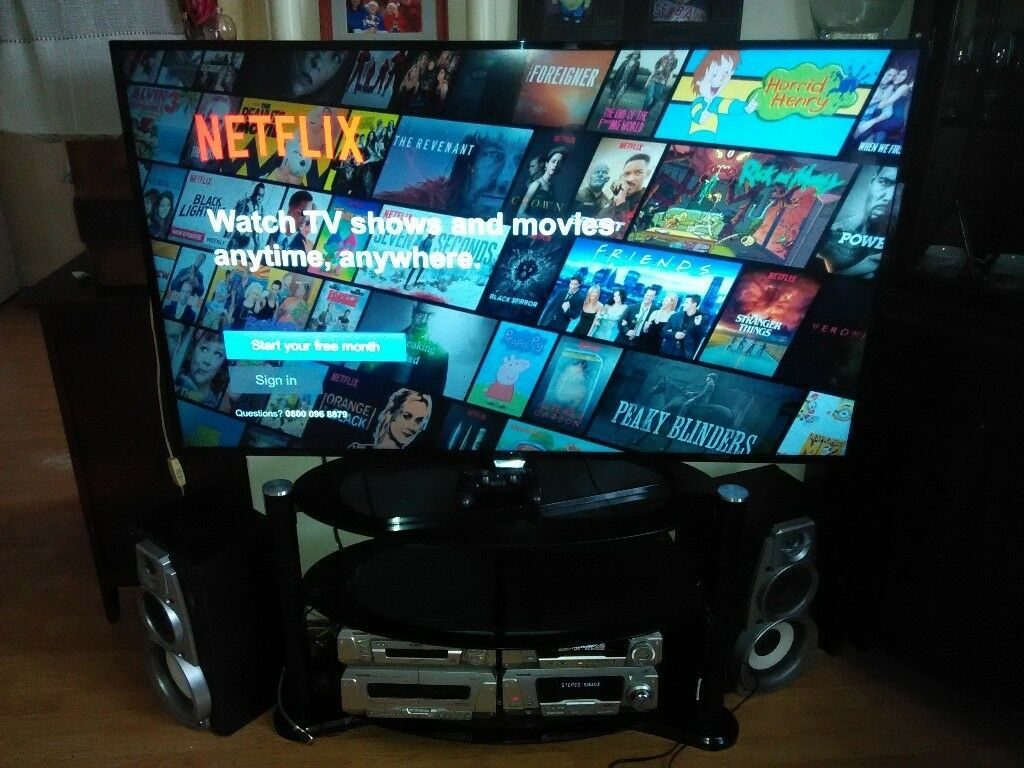 PHILIPS 4K HDR LED TV 55 INCH 700Hz - LIKE A NEW - 139 CM - SMART TV - I  CAN DELIVER | in Leicester, Leicestershire | Gumtree