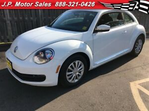 2016 Volkswagen Beetle Coupe Trendline, Automatic, Heated Seats,