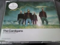 """CARDIGANS """"My Favourite Game"""" 3-track CD single (1998)"""