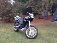 2010 G650GS only 600km's