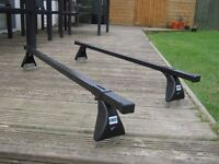 Astra J Roof Bars for 2013 style 5 door hatch.