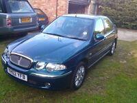 Rover 45 - 6 Months MOT