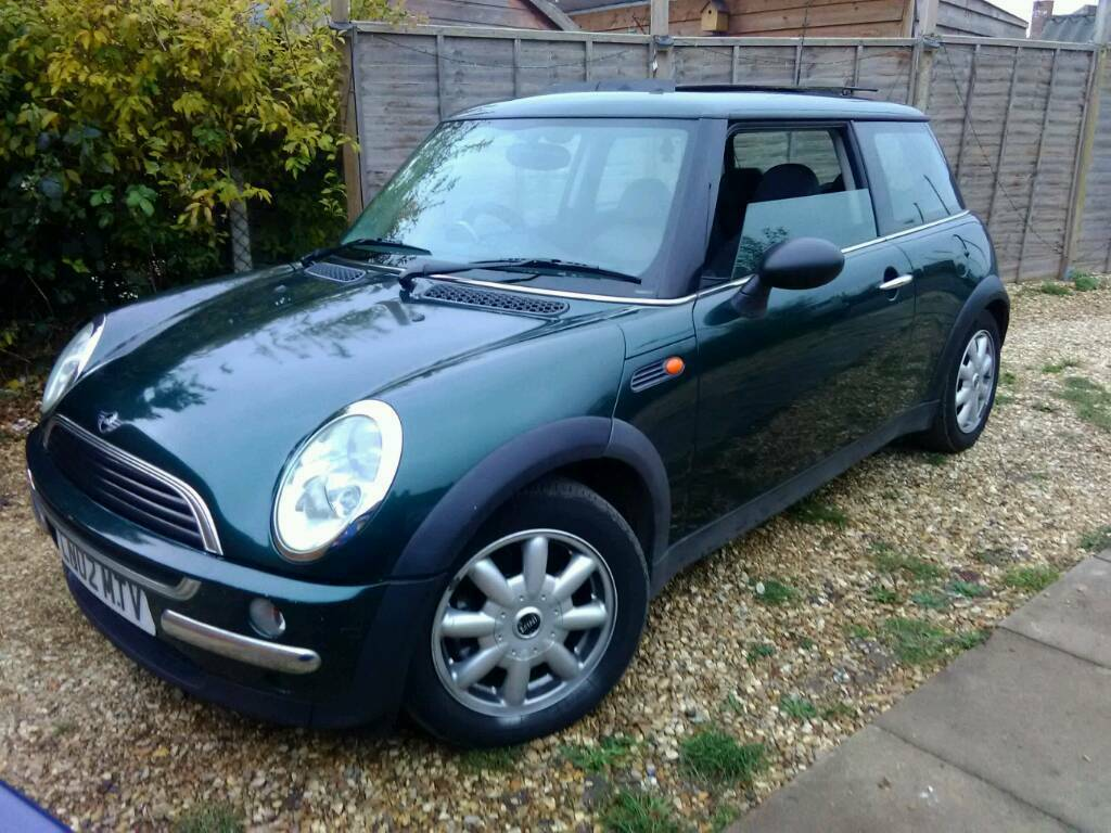 Automatic mini cooper, new mot 111k