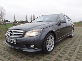 Mercedes-Benz C Class 2.1 C220 CDI BlueEFFICIENCY Sport 5dr