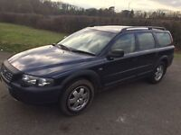 VOLVO 4x4 CROSS COUNTRY AWD 2000 reg
