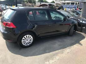 VOLKSWAGEN GOLF 1.2 S TSI BLUEMOTION TECHNOLOGY 5d 103 BHP Apply for finance Online today! 2014