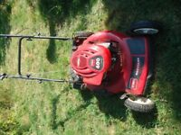 Toro GTS 600 autodrive petrol rotary mower