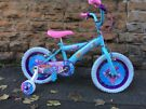 Brand New Hatchimal 14 inch Bike with Stabilizers - RRP £185