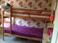 Bunkbed bought from very , in great condition only few years old .