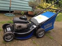 MAC ALLISTER - 148CC PETROL LAWNMOWER