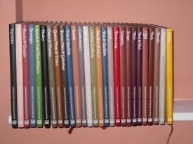 Time Life cook books