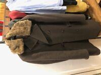 William Hunt Savile Row Overcoat