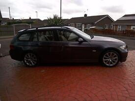 BMW 320d EDITION SE TOURING (AUTO)