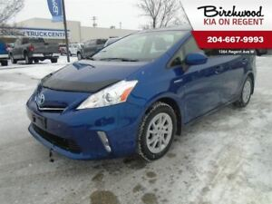 2014 Toyota Prius v 5dr HB BEST PRICE IN MB -HYBRID!