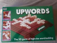 Upwords Board Game (Brand new, unopened)