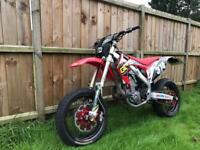 Honda crf450r fully road legal