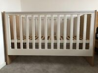 Cot bed / toddler bed