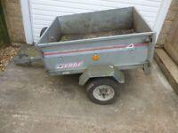 Erde Car trailer 350kg max weight