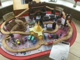 Cars Radiator Springs Play Table