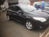 £30 ROAD TAX RENAULT MEGANE 59 REG FULL YEAR MOT EXCELLENT CONDITION