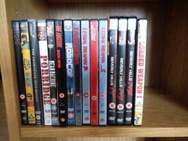 Law Enforcement DVD collection