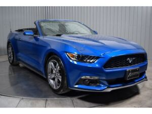 2017 Ford Mustang V6 CONVERTIBLE MAGS CAMERA DE RECUL